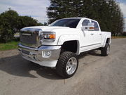 2015 GMC Sierra 2500 SLT CREW CAB PICK UP 4-DOOR
